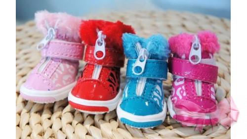 """Зимние ботинки """"4colBoots"""""""
