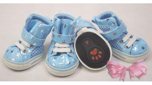 Ботинки кеды звезда