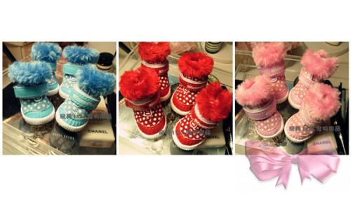 """Зимние ботинки """"SnowBoots"""""""