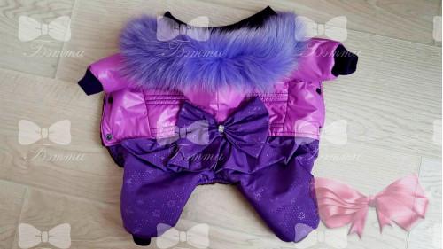 Комбинезон Светлый Фиолет