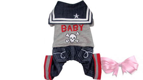 Костюм Baby skull