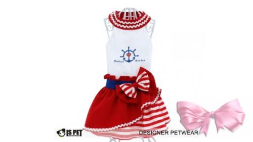 Платье моряка