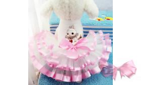 """Платье пачка """"Розовый зайка"""""""