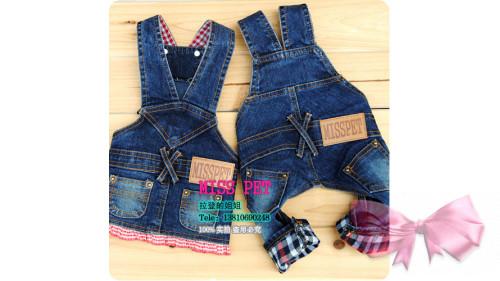 Платье/Штаны джинсовые
