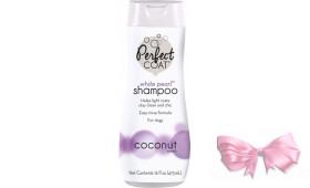 8in1 White Pearl Shampoo - Шампунь с кондиционером для собак со светлой шерстью БЕЛАЯ ЖЕМЧУЖИНА