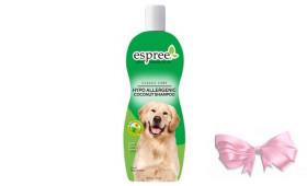 ESPREE (Эспри) HYPO-ALLERGENIC COCONUT SHAMPOO Гипоаллергенный Кокосовый шампунь для животных «без слез»