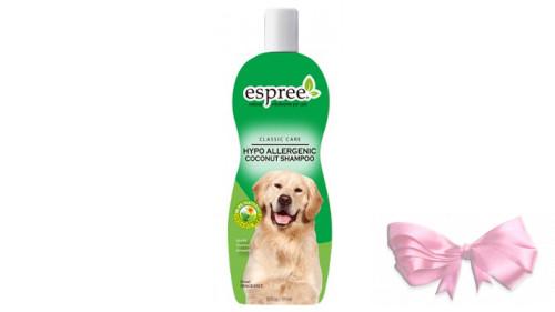 Hypo-Allergenic Coconut Shampoo