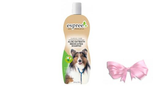 Aloe Oat bath Medicated Shampoo
