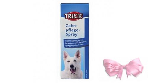 Trixie (Трикси) Zahnpflege-Spray - спрей для зубов с фтором