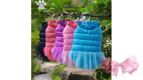 Куртка-Цветная рюша