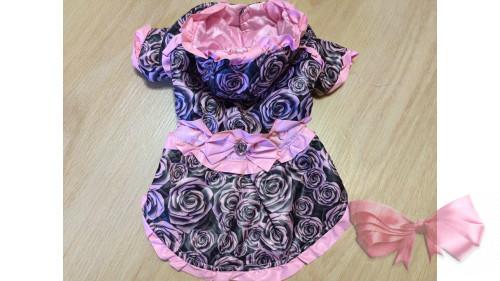 Куртка Фиолетовая Роза