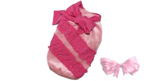 Кофта 'Shine' розовая