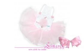 """Платье """"Sweet"""" розовое/фиолетовое"""