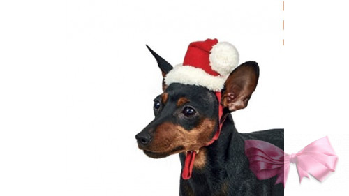 Новогодняя шапочка