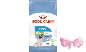 Royal Canin X-SMALL PUPPY (ЩЕНКИ МЕЛКИХ ПОРОД) корм для щенков до 10 месяцев
