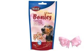 Trixie Soft Snack Bonies лакомство с индейкой и говядиной