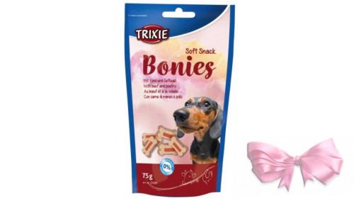 Trixie Лакомство для собак - Кость (говядина+индейка)