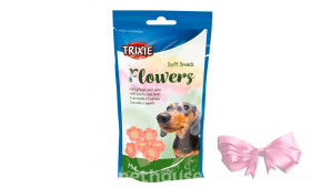 Trixie Лакомство для собак - Лакомство для собак Flower (ягнёнок+птица)