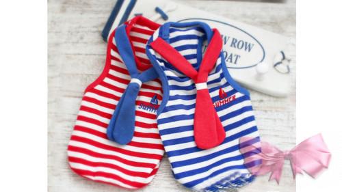 майка моряк галстук