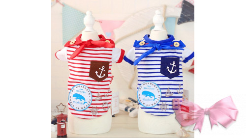 Майка моряк 5