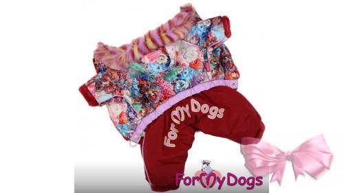 Комбинезон For My Dogs для девочек