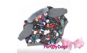 Куртка для собак For My Dogs для мальчиков и девочек
