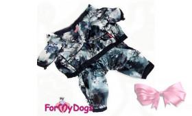 Дождевик FMD на шелке для мальчика