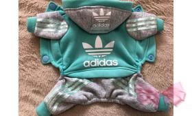 """Спортивный костюм """"Adidas"""" мятный"""