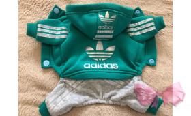 """Спортивный костюм """"Adidas"""" зеленый"""