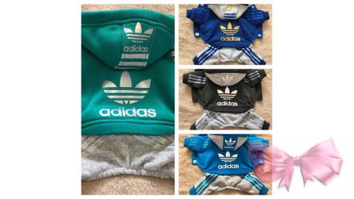 Спортивный костюм с начесом Adidas