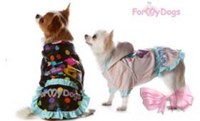 Куртка дождевик For my Dogs