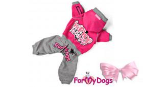 For My Dogs Костюм трикотажныйHip-Hop для девочек
