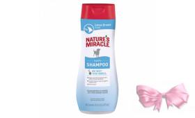 Natures Miracle ODOR CONTROL PUPPY шампунь для щенков с ароматом хлопка, 473 мл